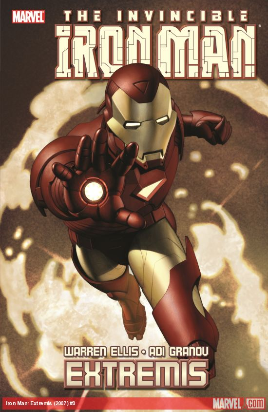 Iron Man: Extremis (Trade Paperback)
