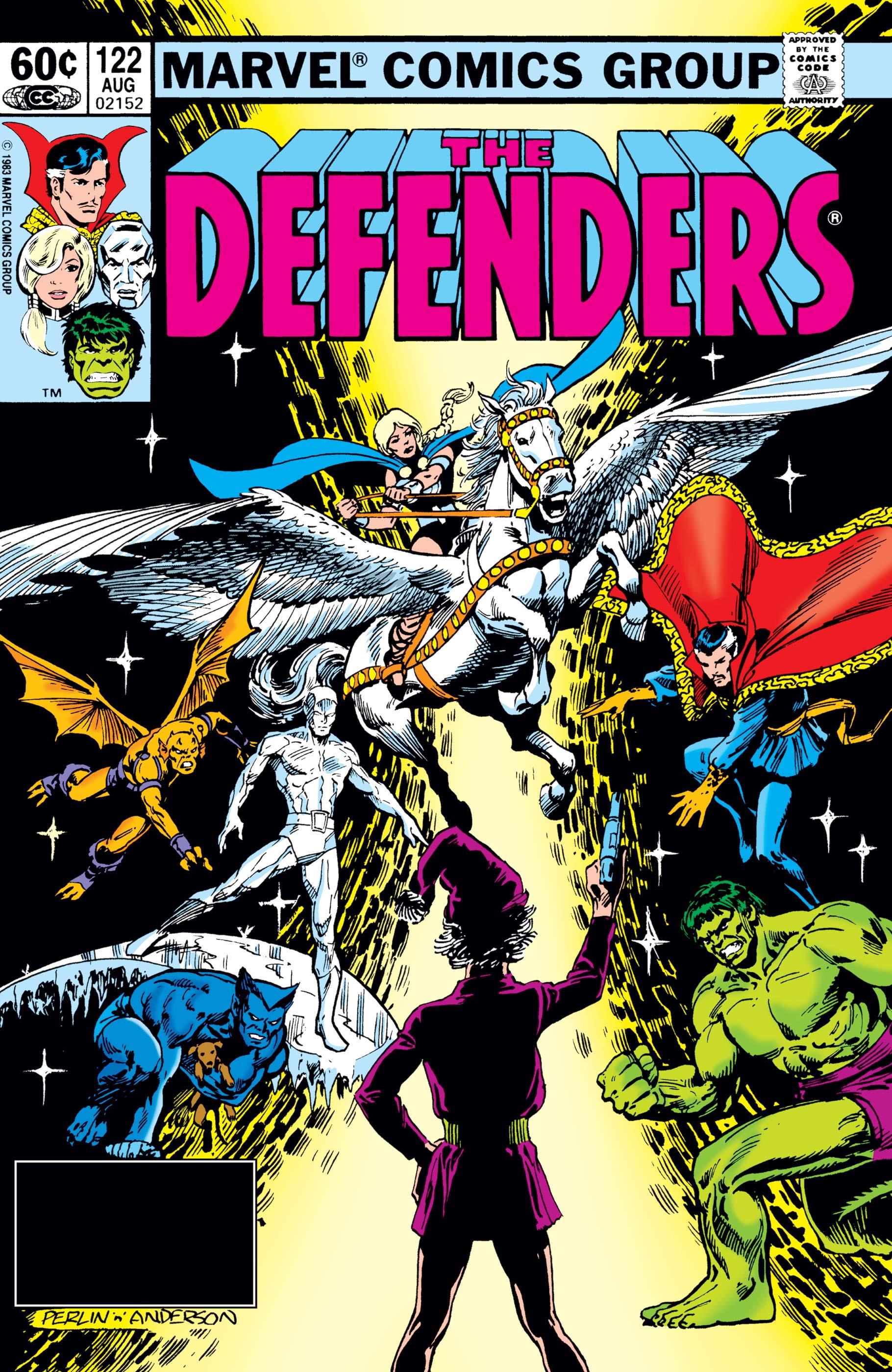 Defenders (1972) #122
