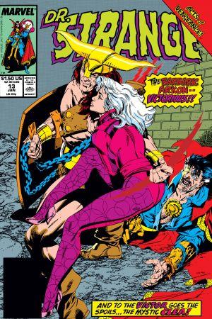 Doctor Strange, Sorcerer Supreme #13