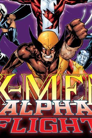 X-Men/Alpha Flight (1998)