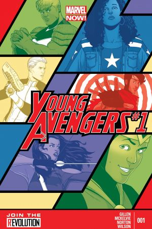 Young Avengers (2013) #1