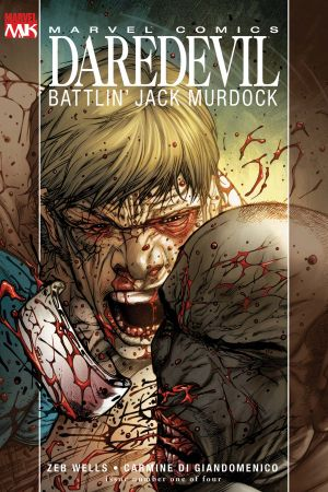 Daredevil: Battlin' Jack Murdock (2007) #1