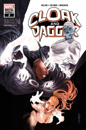 Cloak and Dagger: Marvel Digital Original - Negative Exposure (2018) #2
