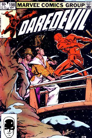 Daredevil #198
