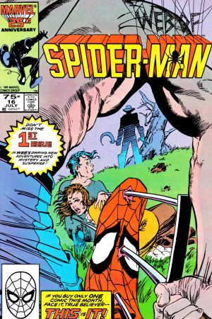 Web of Spider-Man (1985) #16