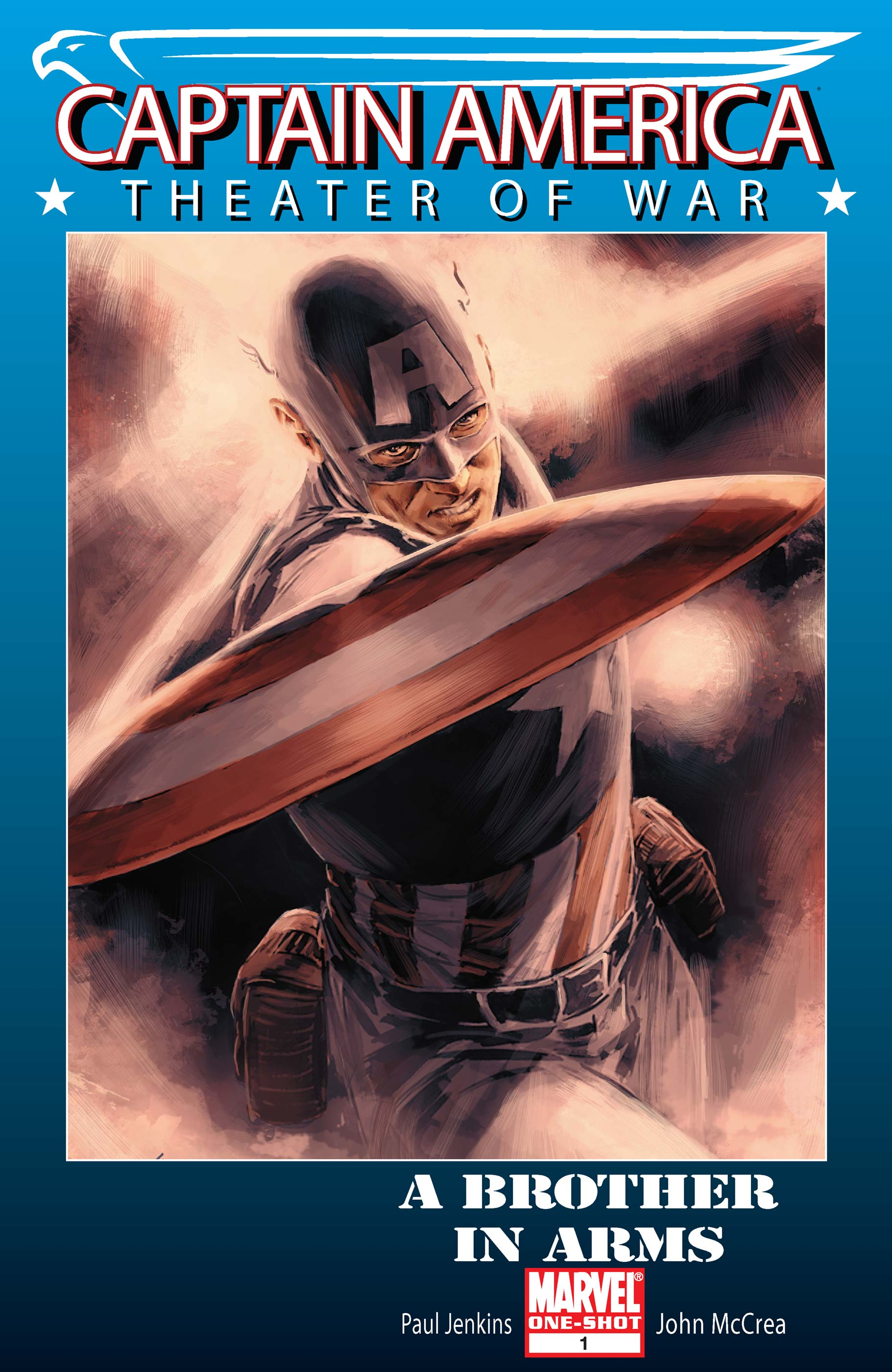 Captain America Theater of War: A Brother in Arms (2009) #1