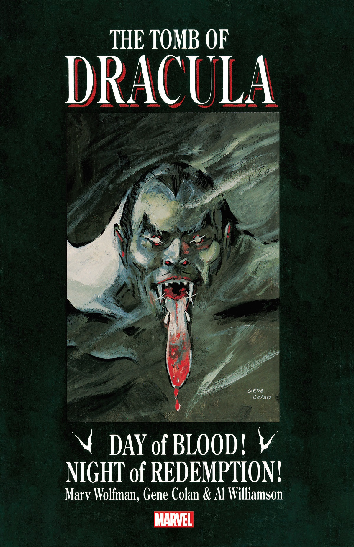 Tomb Of Dracula: Day Of Blood, Night Of Redemption (Trade Paperback)