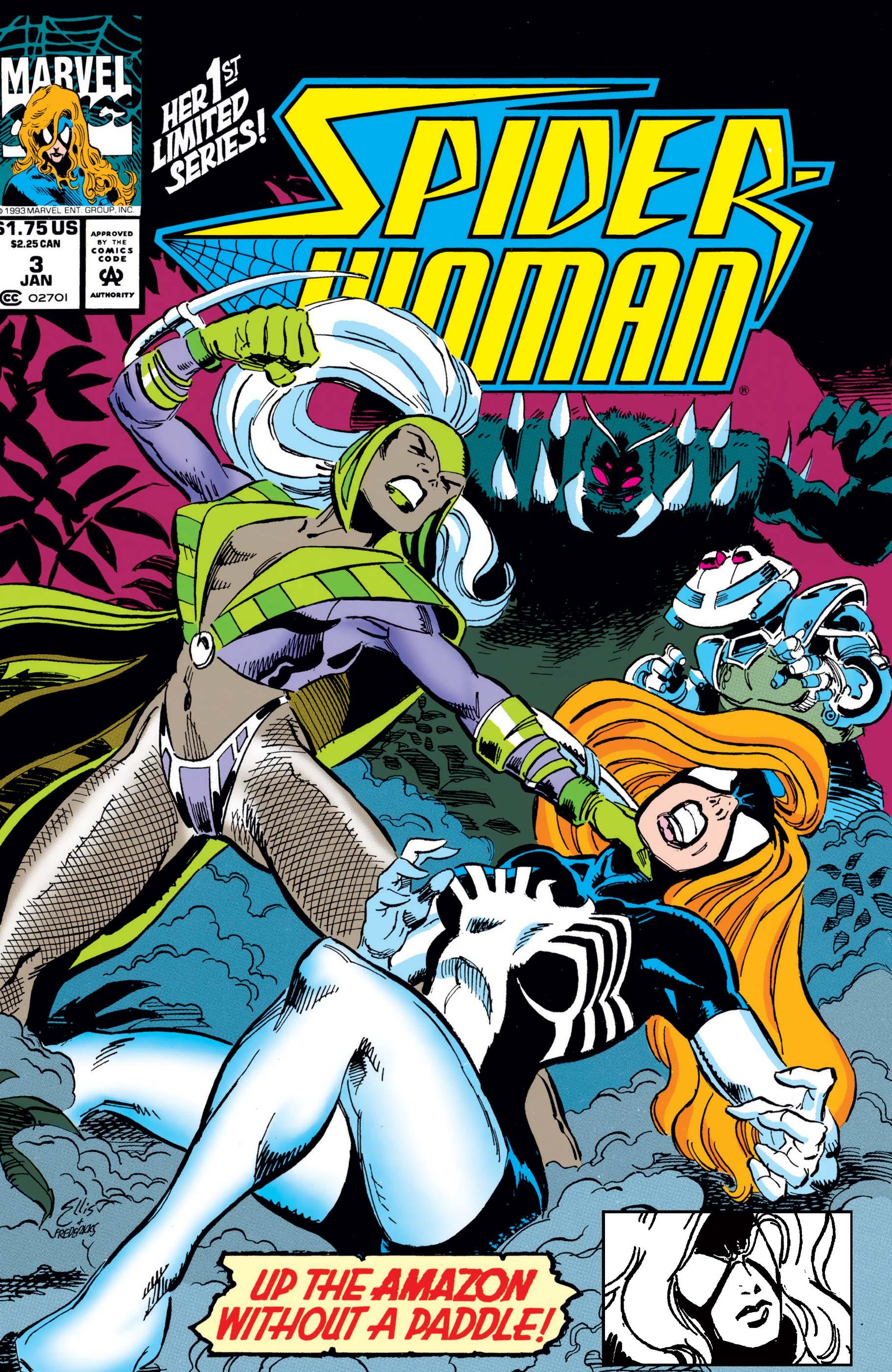 Spider-Woman (1993) #3