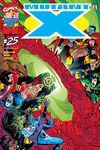Mutant X #25