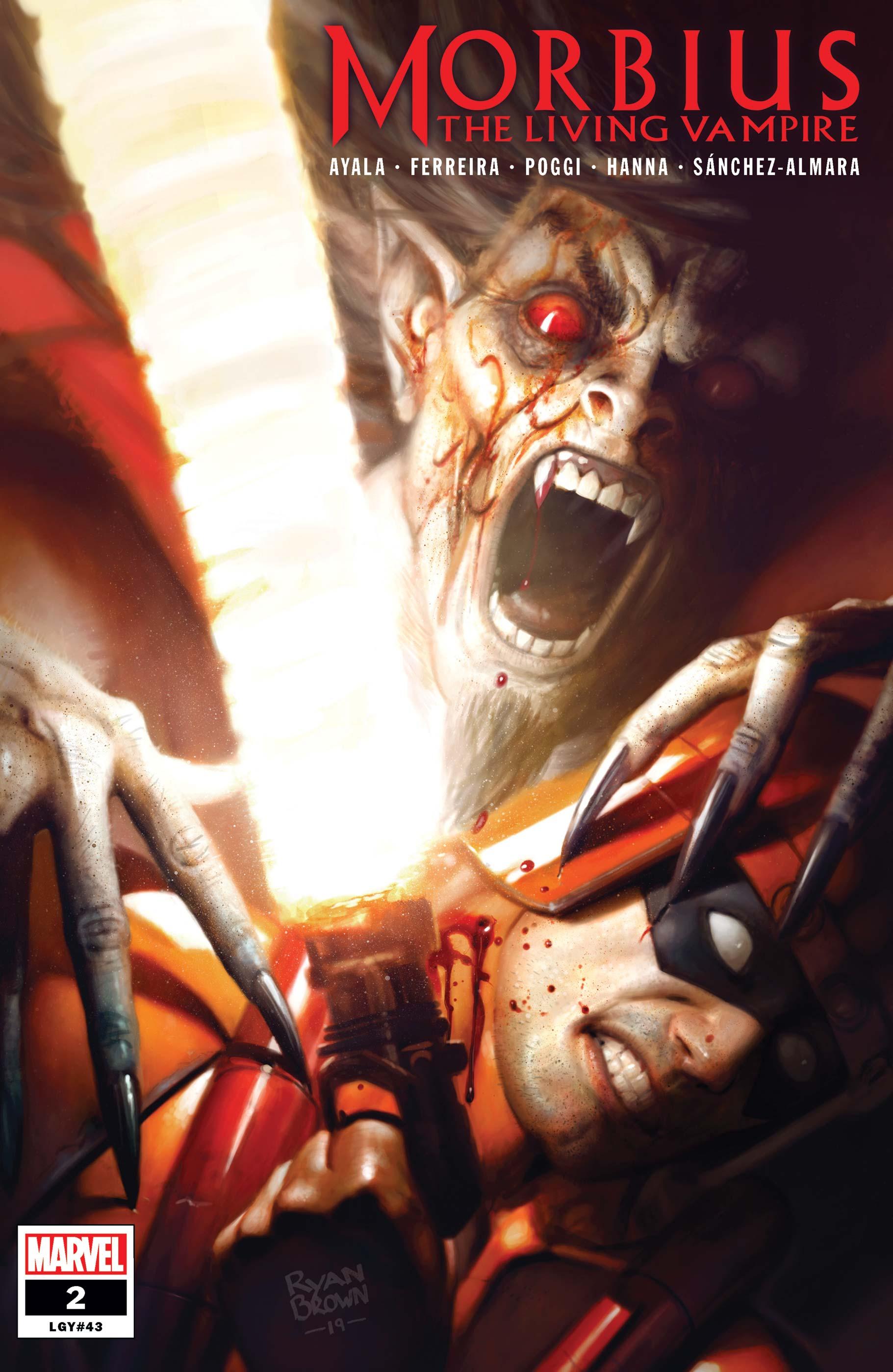 Morbius (2019) #2