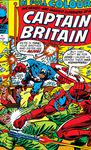 Captain Britain #20
