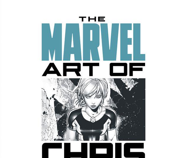 MARVEL MONOGRAPH: THE ART OF CHRIS BACHALO TPB #1