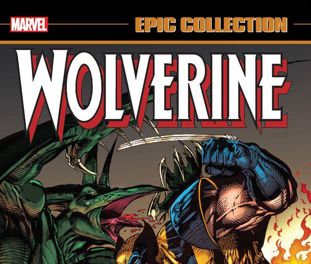 WOLVERINE EPIC COLLECTION: INNER FURY TPB #1