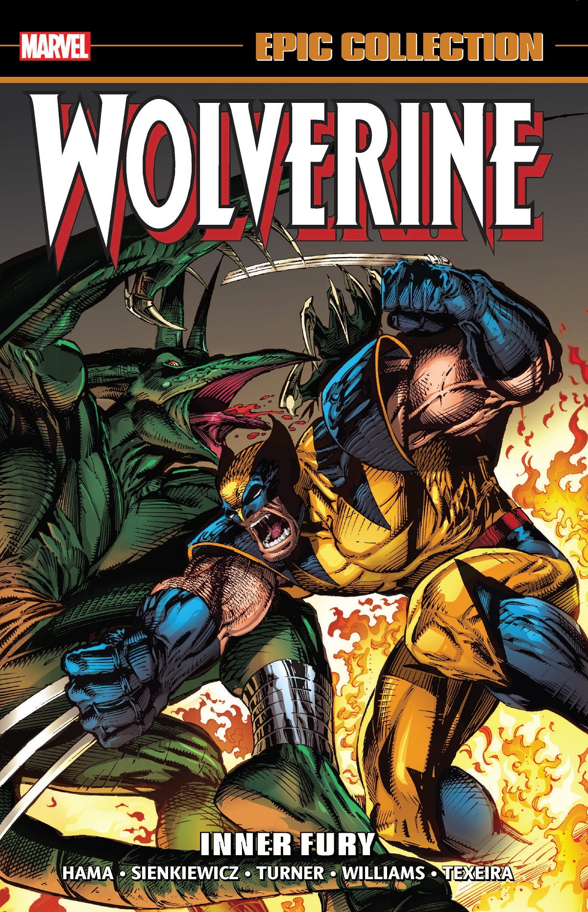 Wolverine Epic Collection: Inner Fury (Trade Paperback)