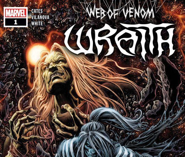 WEB OF VENOM: WRAITH 1 #1