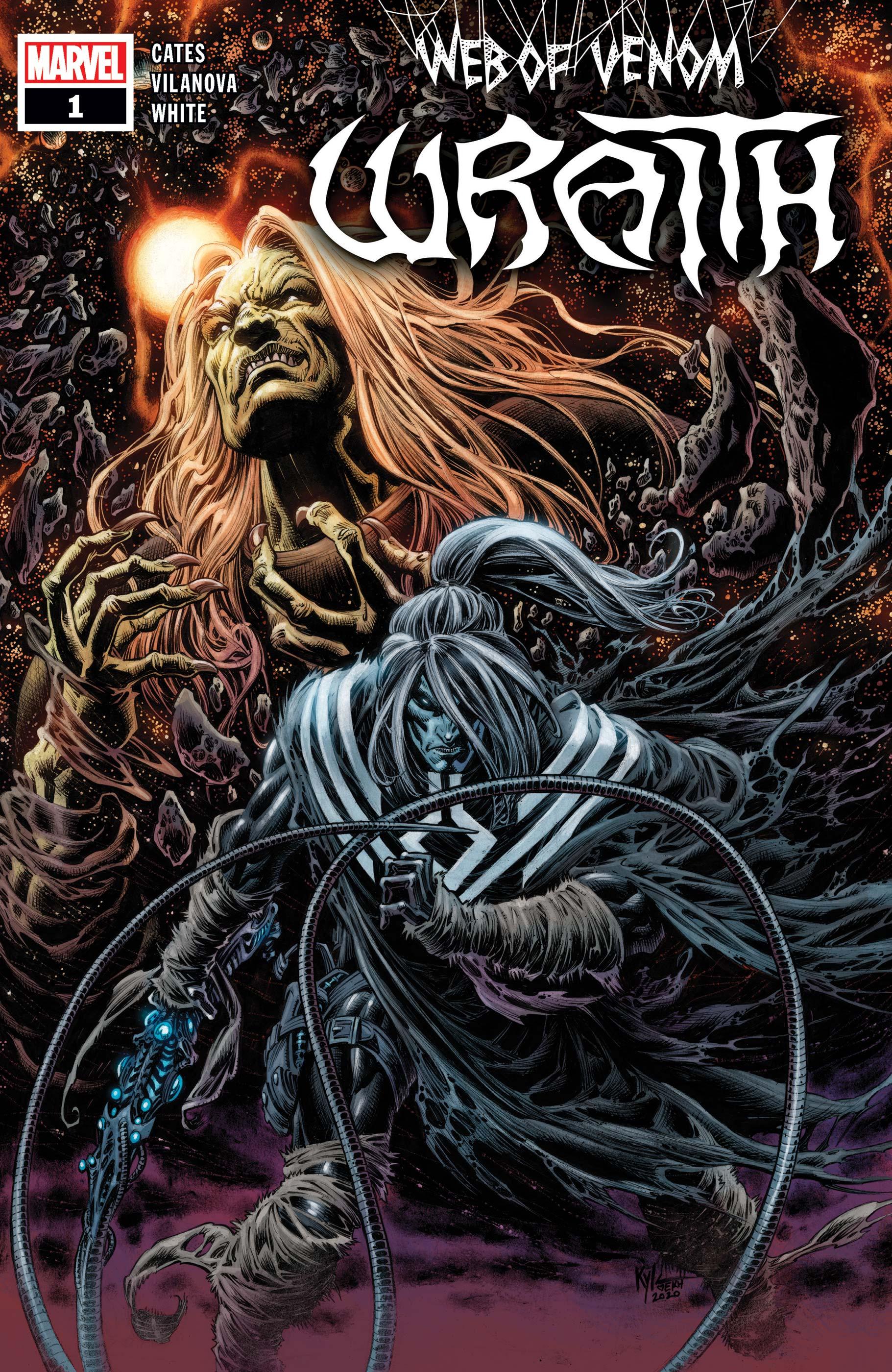 WEB OF VENOM: WRAITH 1 (2020) #1