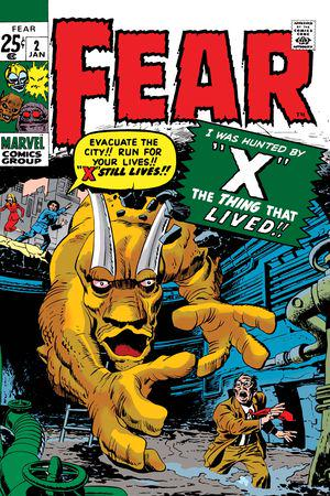Adventure Into Fear (1970) #2