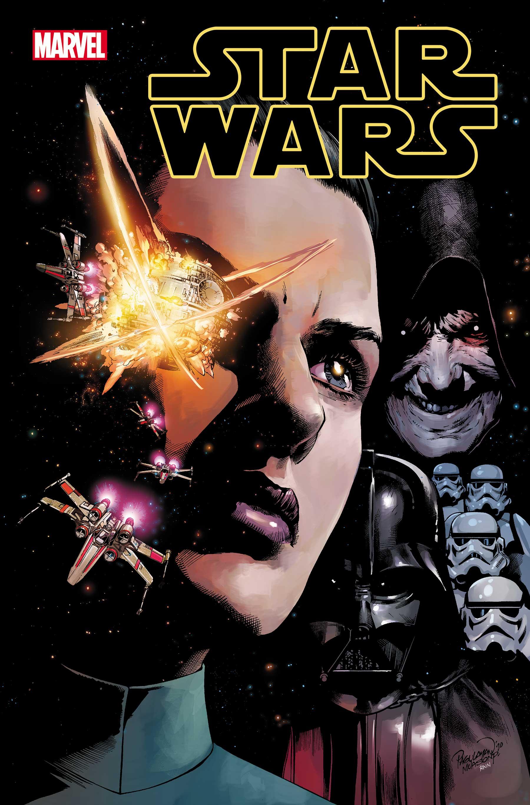 Star Wars (2020) #8