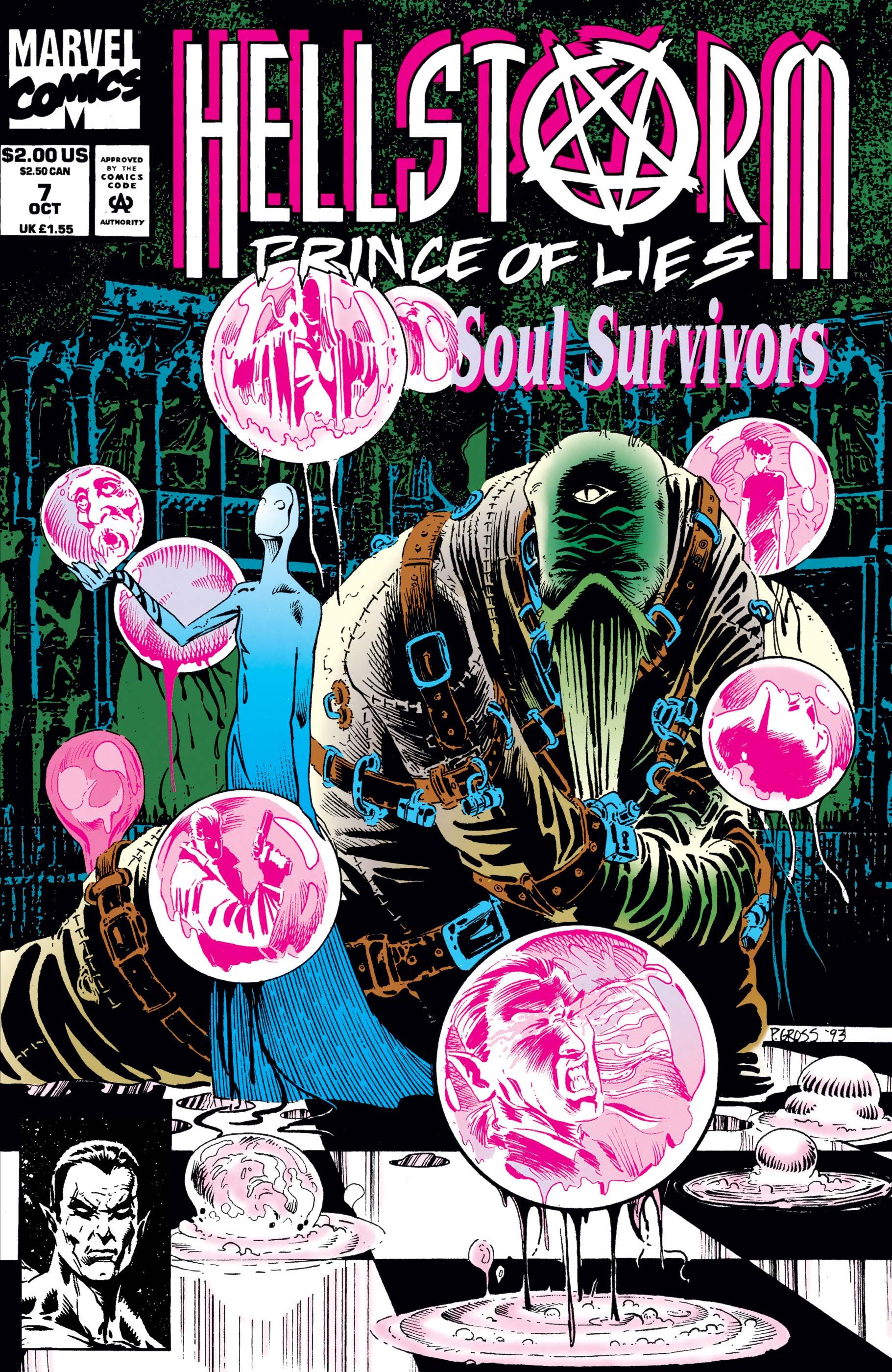Hellstorm: Prince of Lies (1993) #7