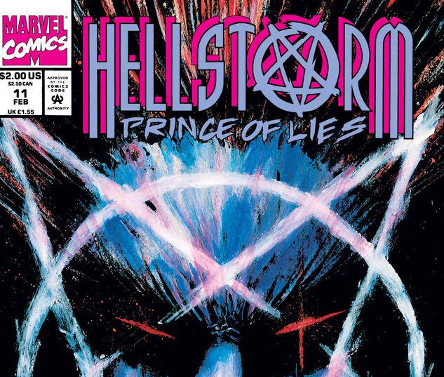 Hellstorm: Prince of Lies #11