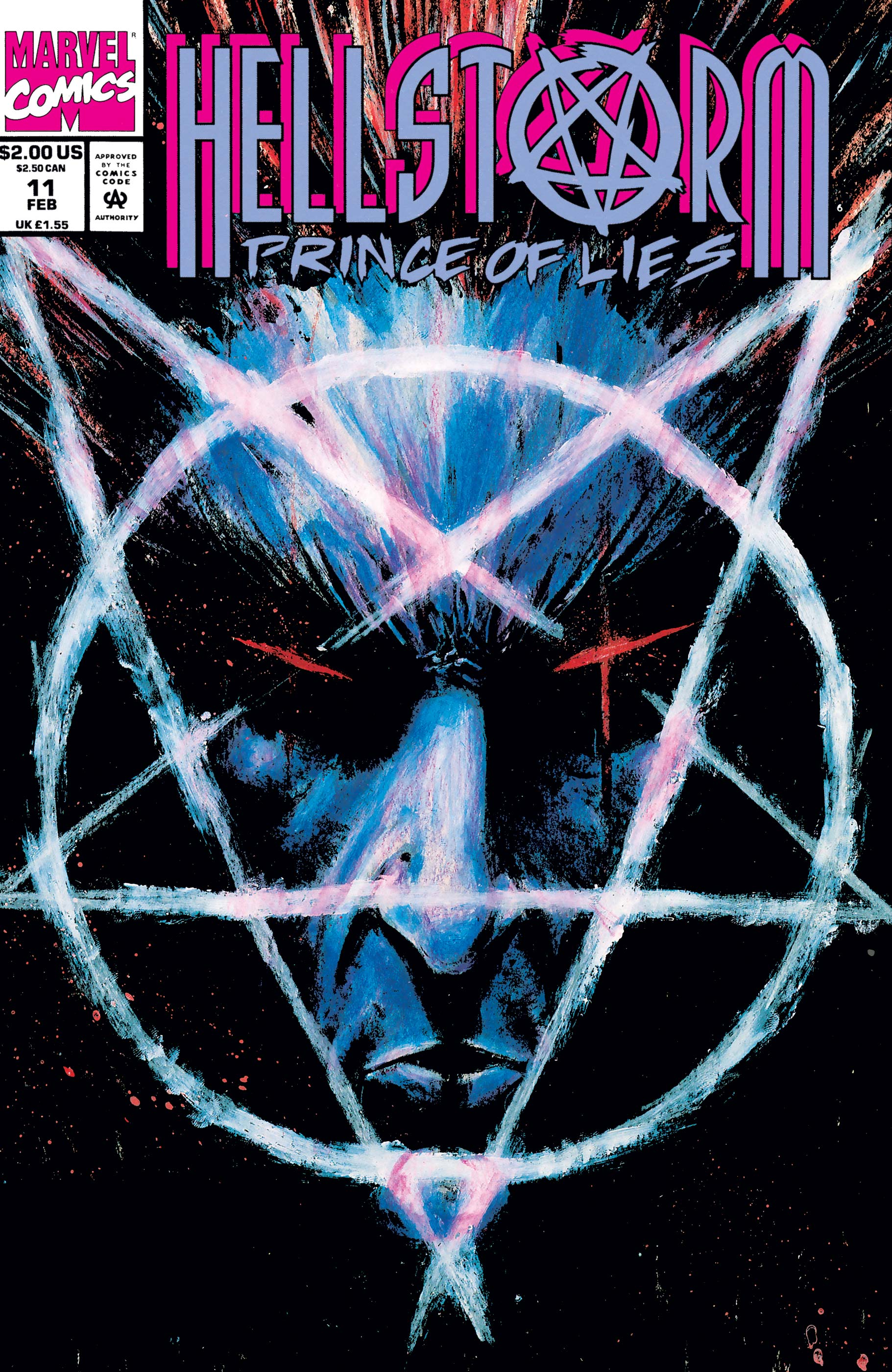 Hellstorm: Prince of Lies (1993) #11