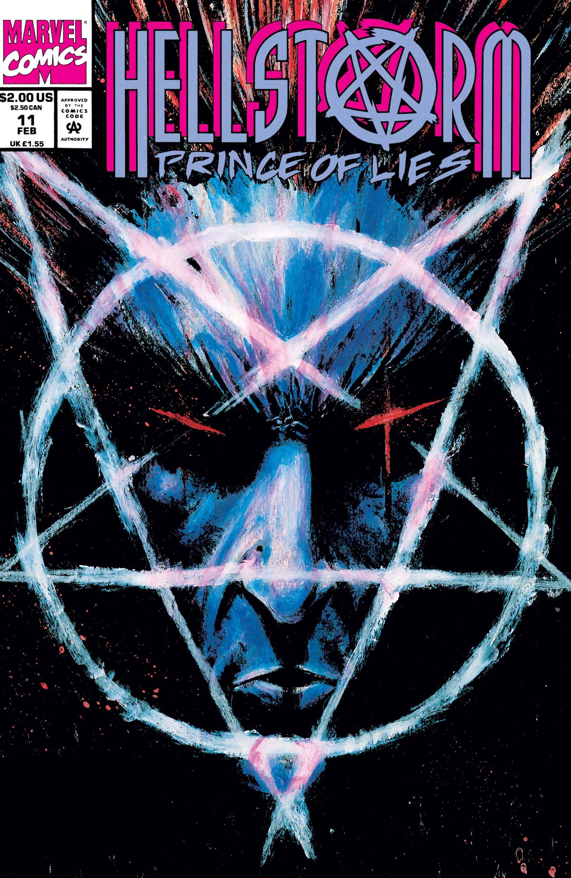 Hellstorm: Prince of Lies (1993) #11