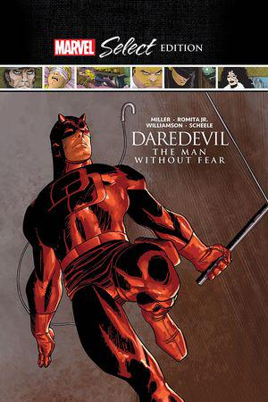 Daredevil: The Man Without Fear Marvel Select (Hardcover)