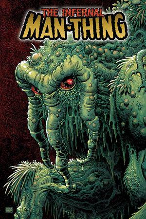 Man-Thing by Steve Gerber: The Complete Collection Vol. 3 (Trade Paperback)