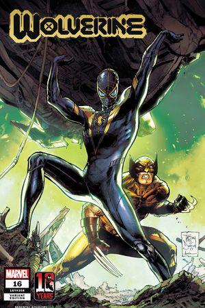 Wolverine #16  (Variant)