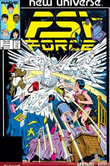 Psi-Force (1986) #4