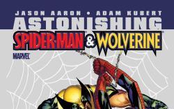 Astonishing Spider-Man/Wolverine #1 Foilogram Variant