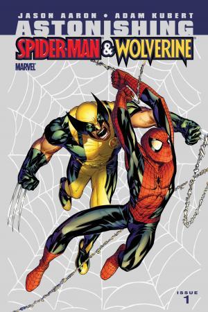 Astonishing Spider-Man/Wolverine (2010) #1 (FOILOGRAM VARIANT)