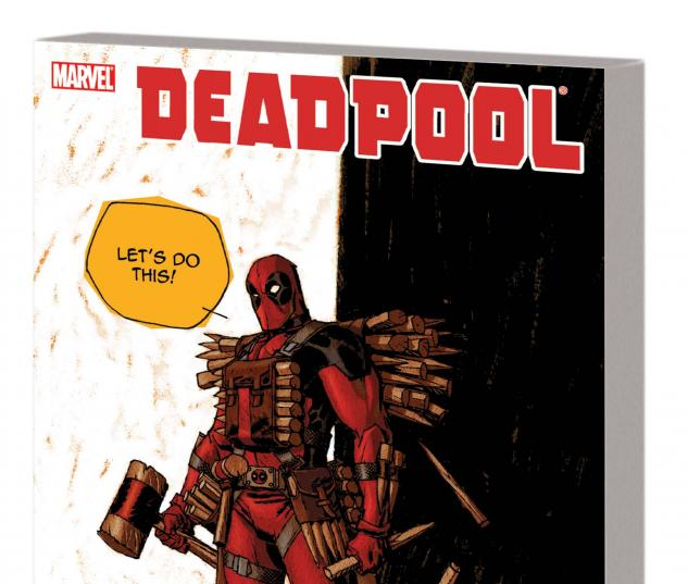 DEADPOOL VOL. 6: I RULE, YOU SUCK TPB cover
