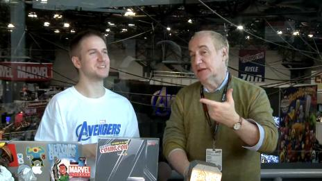 NYCC 2011: Jeph Loeb Interview