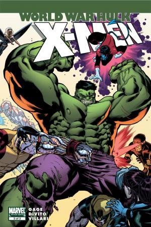 World War Hulk: X-Men #3