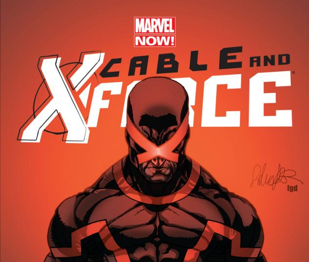 CABLE AND X-FORCE 7 (NOW, WITH DIGITAL CODE)