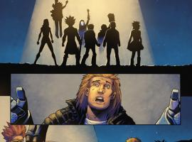 First Look: Avengers Arena #9