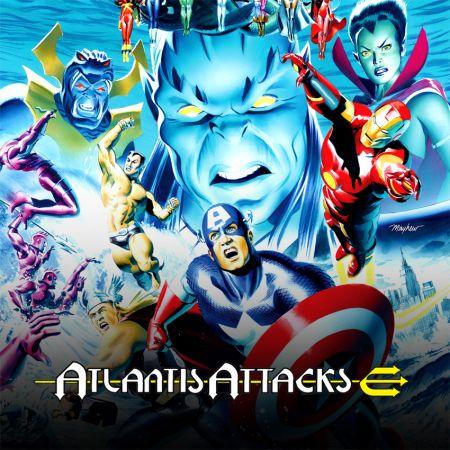 Atlantis Attacks Omnibus (2011)