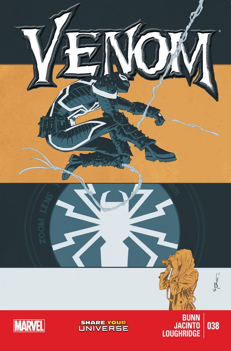 Venom (2011) #38