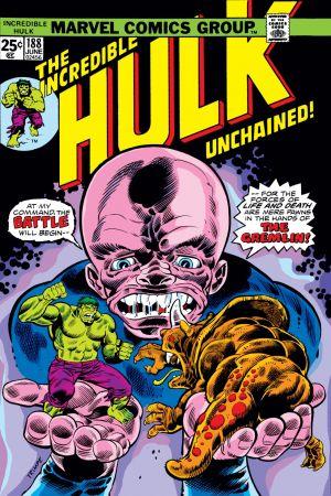Incredible Hulk (1962) #188