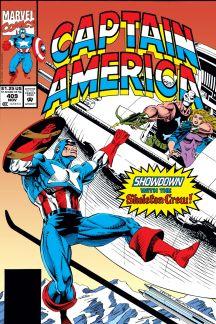 Captain America (1968) #409