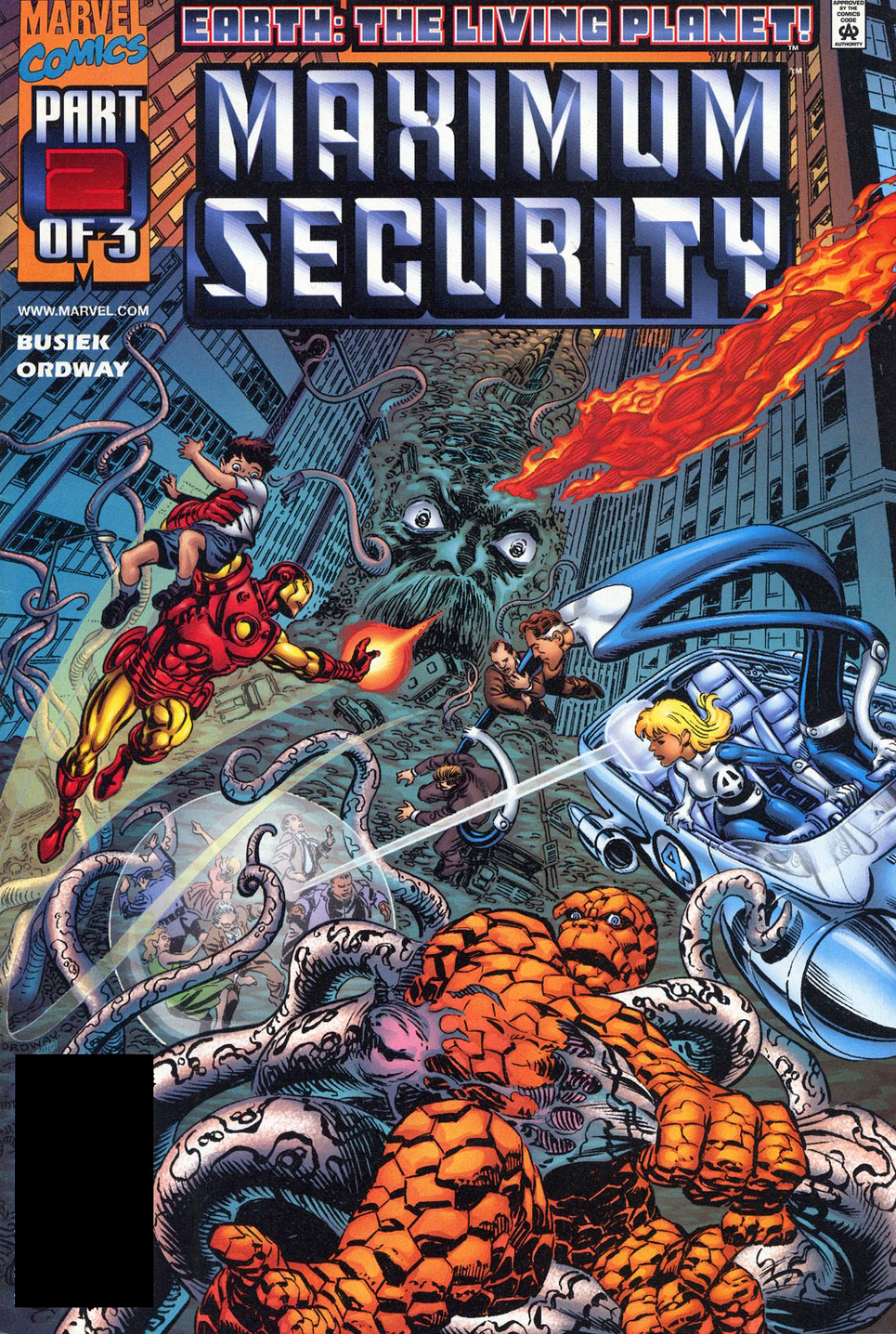 Maximum Security (2000) #2