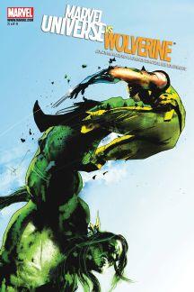 Marvel Universe Vs. Wolverine #3
