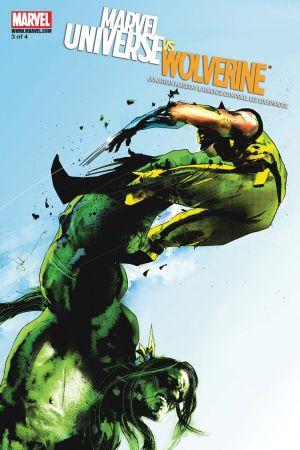 Marvel Universe Vs. Wolverine (2011) #3