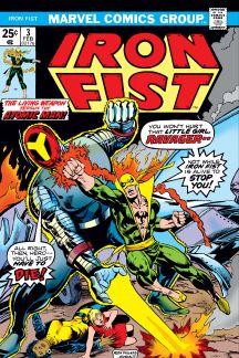 Iron Fist (1975) #3