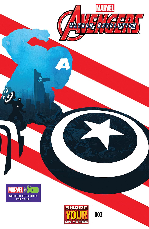 Marvel Universe Avengers: Ultron Revolution (2016) #3