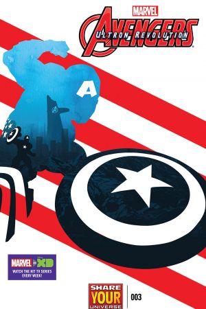 Marvel Universe Avengers: Ultron Revolution #3