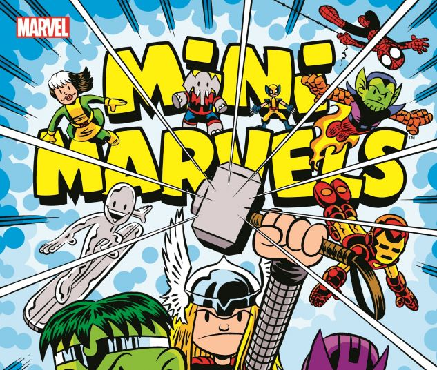cover from Mini Marvels: The Complete Collection (2016)
