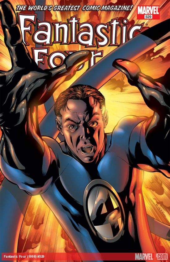Fantastic Four (1998) #529