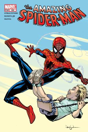Amazing Spider-Man #502